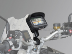 SW Motech Universal GPS Kit. Includes NAVi Bag M.  For handlebars Ø 22 Upto 28 mm GPS.00.308.30000/B